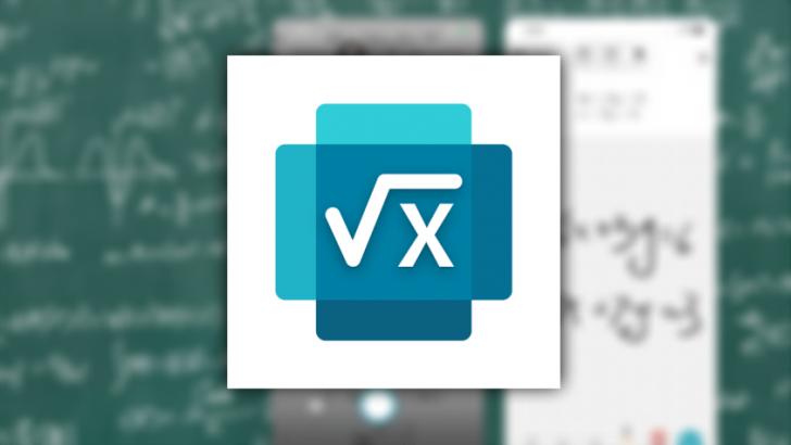 Microsoft Math Solver: řešení matematických úloh
