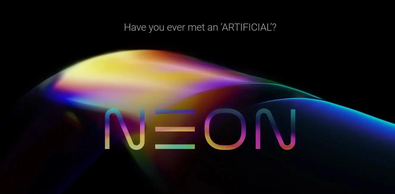 Samsung představí na veletrhu CES nový produkt umělé inteligence: NEON