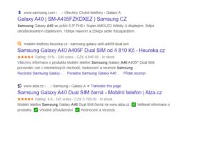 Google nyní zobrazuje reklamy jako organické vyhledávání