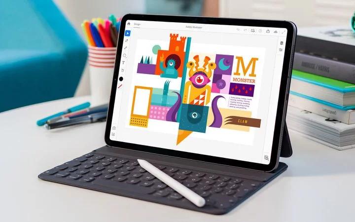 Adobe zve uživatele k testování beta verze Illustrator na iPadu