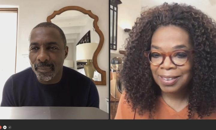 Oprah Talks COVID-19 bez předplatného Apple TV+