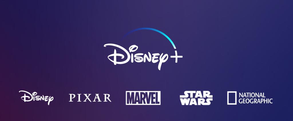 Upoutávka na nové Disney+