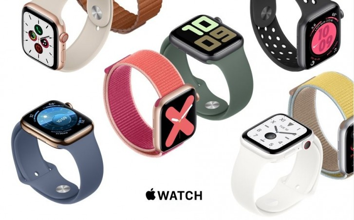Apple Watch Series 6 přichází se senzorem, který pozná hladinu kyslíku v krvi