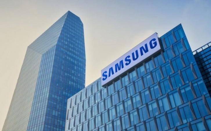 Budova společnosti Samsung