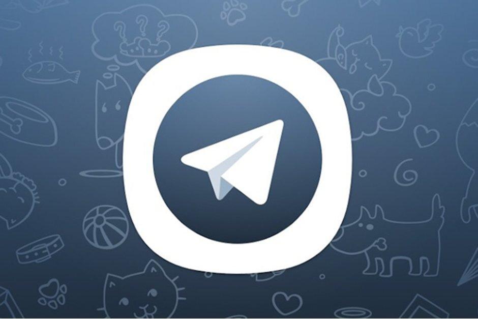 Aolikace Telegram
