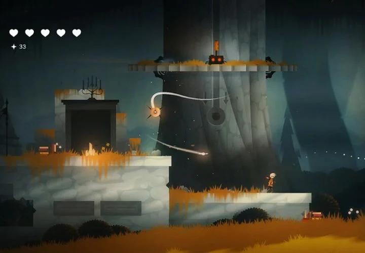 """Hudební hra """"Neversong"""" bude dostupná v Apple Arcade"""
