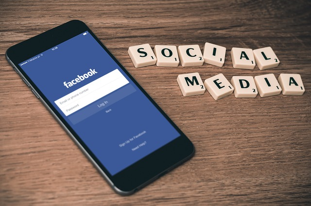 Vše je zdánlivě jednoduché díky sociálním sítím
