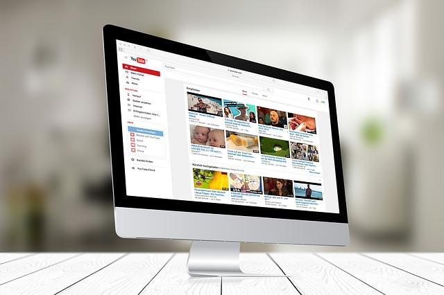 Největší internetový server pro sdílení videosouborů YouTube jako klíč k úspěchu