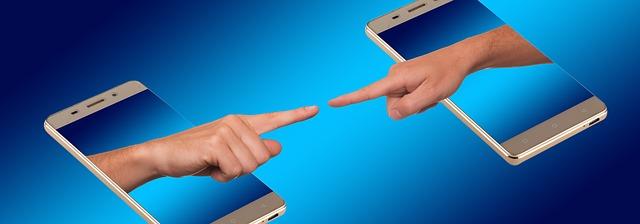 Stačí mobilní telefon