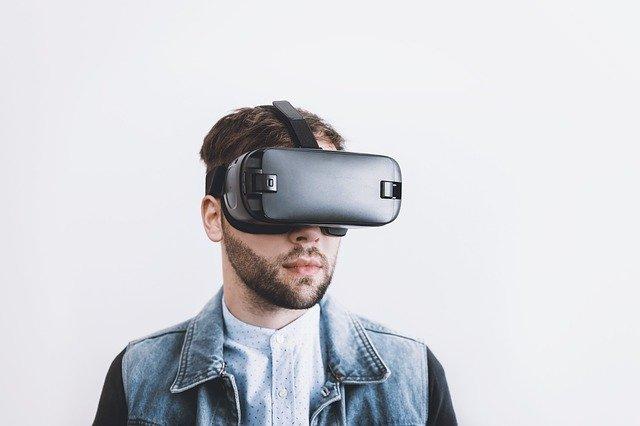 Virtuální realita na vlastní oči